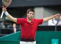 14-02-13, Tennis, Rotterdam, ABNAMROWTT, Igor Sijsling