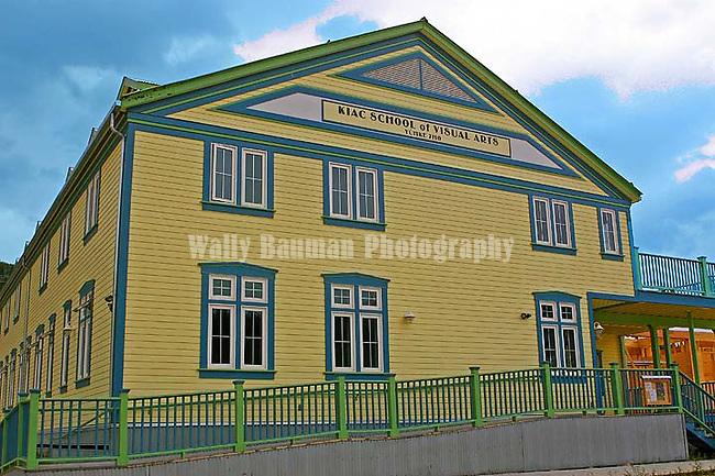 Dawson City 2010, THE YUKON TERRITORY, CANADA, School of Visual Arts