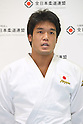 Ryunosuke Haga (JPN), <br /> JULY 27, 2016 - Judo : <br /> Men's Japan national team training session <br /> for Rio Olympic Games 2016 <br /> at Ajinomoto National Training Center, Tokyo, Japan. <br /> (Photo by AFLO SPORT)
