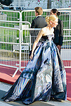 Cate Blanchett on the Red Carpet in the Festival Internationnal of the film from Cannes<br />  Cannes, May 17, 2015