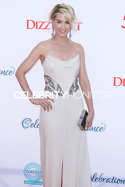 LOS ANGELES, CA, USA - JULY 19: Jenna Elfman at the 4th Annual Celebration Of Dance Gala Presented By The Dizzy Feet Foundation held at the Dorothy Chandler Pavilion at The Music Center on July 19, 2014 in Los Angeles, California, United States. (Photo by Xavier Collin/Celebrity Monitor)
