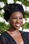 NEW YORK, NY - JUNE 11:  Cynthia Erivo attends the 71st Annual Tony Awards at Radio City Music Hall on June 11, 2017 in New York City.  (Photo by Walter McBride/WireImage)