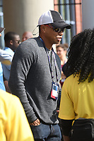 FLUSHING NY- SEPTEMBER 10: Tiger Woods at the US Open Men's Final Championship match at the USTA Billie Jean King National Tennis Center on September 10, 2017 in Flushing, Queens. <br /> CAP/MPI/PAL<br /> &copy;PAL/MPI/Capital Pictures
