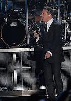Luis Miguel durante su concierto en  Leon 2013 , Guanajuato el 26 de febrero del 2013.<br /> (&copy;*TiradorTercero/NortePhoto*) ***<br /> &copy;/NortePhoto nortephoto@gmail.com