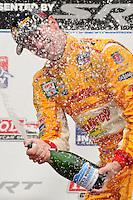 Baltimore -September 2: Ryan Hunter-Reay (28) Wins the Baltimore Grand Prix at the Baltimore Temporary Street Course on September 2, 2012 in Baltimore, Maryland (Ryan Lasek/Eclipse Sportswire)