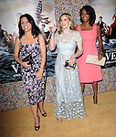 Julia Louis-Dreyfus, Anna Chlumsky, Sufe Bradshaw<br />  attends The Los Angeles Premiere for the third season of HBO's series VEEP held at Paramount Studios in Hollywood, California on March 24,2014                                                                               © 2014 Hollywood Press Agency