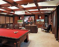 Multi-Use Media Room