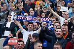 13.05.2018 Hibs v Rangers: Rangers fans