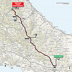 Maps for the Giro d'Italia 2018, Route Presentation held in the RAI TV Studios, Milan, Italy. 29th November 2017.<br /> Picture: RCS | Cyclefile<br /> <br /> <br /> All photos usage must carry mandatory copyright credit (&copy; Cyclefile | RCS)