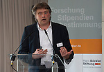 Belgium, Brussels - April 16, 2015 -- European Dialogue 2015: 'Prosperity in Europe (only if we stop the growing inequality)', jointly held by Hans Böckler Foundation and ETUI (European Trade Union Institute) at 'The Hotel'; here, Workshop 1: European wage policy under the conditions of the economic crisis and risks of deflation; <br /> Dr. Thorsten Schulten, Department at the Hans Böckler Foundation's Institute of Economic and Social Research (WSI) -- Photo © HorstWagner.eu
