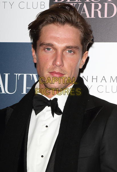 Lewis Bloor at The Beauty Awards with OK! and Debenhams Beauty Club at Banqueting House, Whitehall, London on November 24th 2016<br /> CAP/JIL<br /> &copy; Jill Mayhew/Capital Pictures