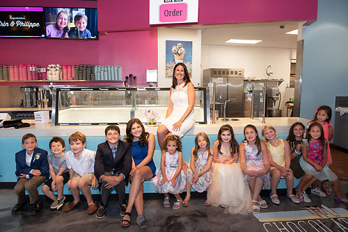 A Westchester Wedding at<br /> Bona Bona Ice Cream Parlor