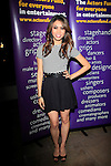 """SANTA MONICA -FEB 11: Ashley Argota at """"Hal Holbrook in Mark Twain TONIGHT!,"""" a benefit for The Actors Fund, at The Broad Stage on February 11, 2016 in  Santa Monica, California"""