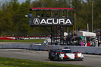 #52 PR1 Mathiasen Motorsports ORECA LMP2, LMP2: Matthew McMurry, Eric Lux, Checkered Flag
