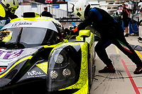 10th January 2020; The Bend Motosport Park, Tailem Bend, South Australia, Australia; Asian Le Mans, 4 Hours of the Bend, Practice Day; The number 12 ACE1 Villorba Corse LMP3 driven by David Fumanelli, Alessandro Bressan, Gabriele Lancieri during the team test - Editorial Use
