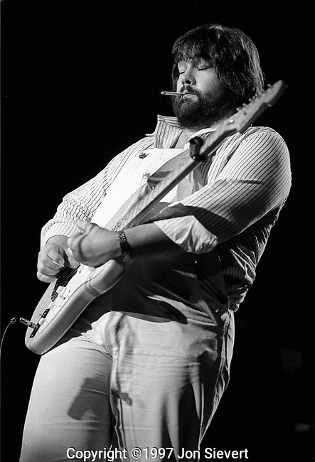 Lowell George, June 14, 1978