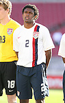 United States' Sheanon Williams on Sunday, March 25th, 2007 at Raymond James Stadium in Tampa, Florida. The United States Men's Under 17 National Team defeated El Salvador in a U-17 international friendly.