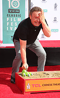 HOLLYWOOD, CA - APRIL 12: Billy Crystal, at 2019 10th Annual TCM Classic Film Festival - Hand and Footprint Ceremony: Billy Crystal at the TCL Chinese Theatre IMAX on April 12, 2019. <br /> CAP/MPI/FS<br /> ©FS/MPI/Capital Pictures