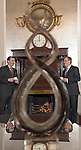 3-3-2013: REPRO FREE: Michael Vaughan President, left and Tim Fenn, Chief Executive pictured in Killarney on Sunday as hoteliers from all over Ireland arrive for the 75th annual Irish Hotels Federation Conference in The Malton Hotel..Picture by Don MacMonagle..PR photo from IHF.Further info: Eoin  Quinn Weber-Shandwick +353872332191
