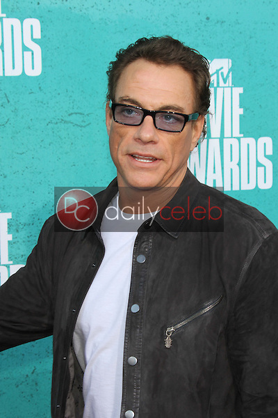 Jean-Claude Van Damme<br /> at the 2012 MTV Movie Awards Arrivals, Gibson Amphitheater, Universal City, CA 06-03-12<br /> David Edwards/DailyCeleb.com 818-249-4998