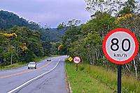 Rodovia Oswaldo Cruz, estrada SP-125. Ubatuba. Sao Paulo. 2012. Foto de Juca Martins.
