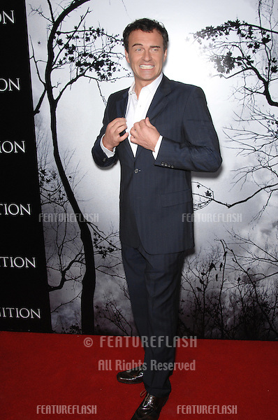 """Julian McMahon at the world premiere of """"Premonition"""" at the Cinerama Dome, Hollywood. .March 13, 2007  Los Angeles, CA.Picture: Paul Smith / Featureflash"""