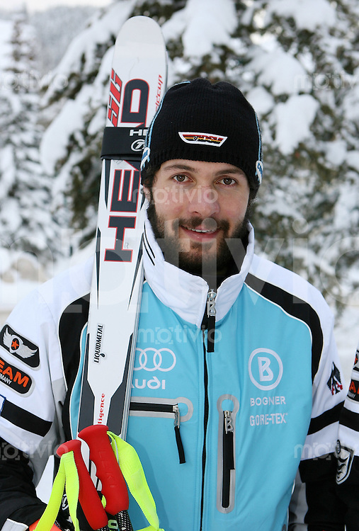 Ski Alpin; Saison 2006/2007  Abfahrt Herren Johannes Stehle (GER)