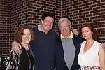 Guiding Light's Liz Keifer, Michael O'Leary, Jerry ver Dorn and As The World Turns Anne Sayre - 1st Annual Bauer BBQ hosted by Michael O'Leary - 13th Annual Daytime Stars and Strikes for Autism on April 24, 2016 at The Residence Inn Secaucus Meadowlands, Secaucus, NJ. April is Autism Awareness Month - Make a Difference This Spring. (Photo by Sue Coflin/Max Photos)