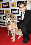 Bill Berloni with Casey & Sunny attending the Broadway Opening Night Performance After Party for 'Annie' at the Hard Rock Cafe in New York City on 11/08/2012