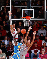 Stanford Basketball M vs UCLA, February 16, 2019
