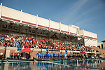 LOS ANGELES, CA - DECEMBER 03:  The Division I Men's Water Polo Championship held at the Uytengsu Aquatics Center on the University of Southern California campus on December 3, 2017 in Los Angeles, California. UCLA defeated USC 5-7 to win the National Championship. (Photo by Justin Tafoya/NCAA Photos via Getty Images)