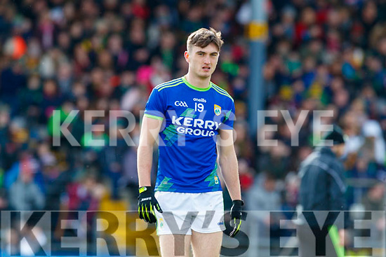 David Shaw, Kerry before the Allianz Football League Division 1 Round 4 match between Kerry and Meath at Fitzgerald Stadium in Killarney, on Sunday.