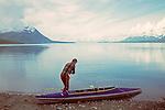 Bill Barber In Glacier Bay