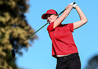 Catherine Bell of Canterbury. Day One of the Toro Interprovincial Women's Championship, Sherwood Golf Club, Wjangarei,  New Zealand. Monday 4 December 2017. Photo: Simon Watts/www.bwmedia.co.nz