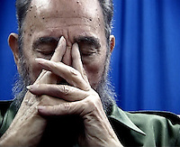Filmportrait über FIDEL CASTRO (Bild), El Comandante/Maximo Lider (2003) KPA / Mediapunchinc