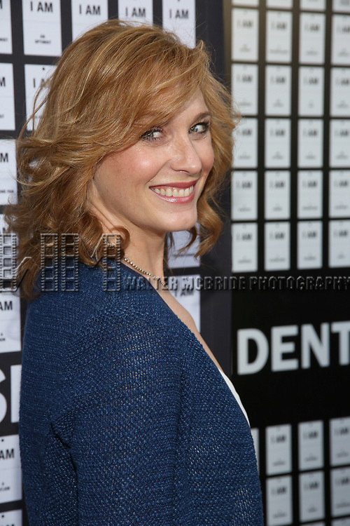 Kate Jennings Grant attends the Opening Night 'In & Of Itself' at the Daryl Roth Theatre on April 12, 2017 in New York City