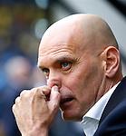 Nederland, Arnhem, 28 april 2013.Eredivisie.Seizoen 2012-2013.Vitesse-Willem ll .Jurgen Streppel, trainer-coach van Willem ll.