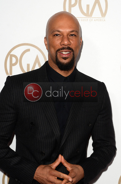 Common<br /> at the 2017 Producers Guild Awards, Beverly Hilton Hotel, Beverly Hills, CA 01-28-17<br /> David Edwards/DailyCeleb.com 818-249-4998