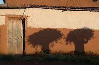 Rwanda village,