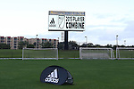 13 January 2015: The 2015 MLS Player Combine was held on the cricket oval at Central Broward Regional Park in Lauderhill, Florida.