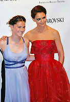 www.acepixs.com<br /> <br /> May 22 2017, New York City<br /> <br /> Katie Holmes (R) arriving at the 2017 American Ballet Theatre Spring Gala at The Metropolitan Opera House on May 22, 2017 in New York City.<br /> <br /> By Line: Curtis Means/ACE Pictures<br /> <br /> <br /> ACE Pictures Inc<br /> Tel: 6467670430<br /> Email: info@acepixs.com<br /> www.acepixs.com