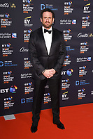 Jason Fox<br /> arriving for the BT Sport Industry Awards 2018 at the Battersea Evolution, London<br /> <br /> ©Ash Knotek  D3399  26/04/2018