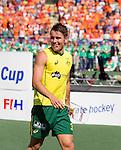 Hockey World Cup 2014<br /> The Hague, Netherlands <br /> Day 14 Men Final Australia v Netherlands<br /> Jeremy Hayward<br /> <br /> Photo: Grant Treeby<br /> www.treebyimages.com.au
