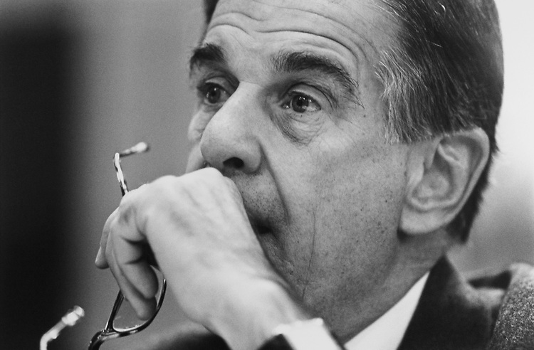 Rep. Pete Stark, D-Calif., in October 1993. (Photo by Laura Patterson/CQ Roll Call)