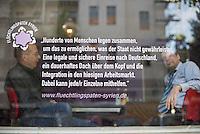 2015/06/15 Berlin | Flüchtlingspaten Syrien e.V.