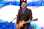 Midge Ure performs at the Scottish Rewind Festival at Scone Palace, Perth on Saturday, July 21, 2012. <br />