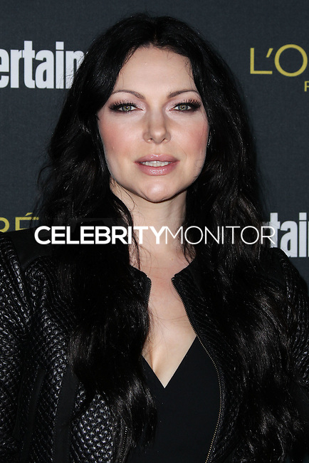 WEST HOLLYWOOD, CA, USA - AUGUST 23: Laura Prepon arrives at the 2014 Entertainment Weekly Pre-Emmy Party held at the Fig & Olive on August 23, 2014 in West Hollywood, California, United States. (Photo by Xavier Collin/Celebrity Monitor)