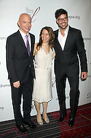 May 18, 2012 Michael Cerveris, Elena Roger and Ricky Martin attends the 78th Annual Drama League Awards at the Marriott Marquis Times Square in New York City. © RW/MediaPunch Inc.