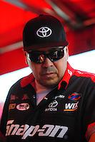 17-19 February 2012, Chandler, Arizona, USA, Cruz Pedregon, Snap-On Tools, Toyota Camry, funny car @2012, Mark J. Rebilas