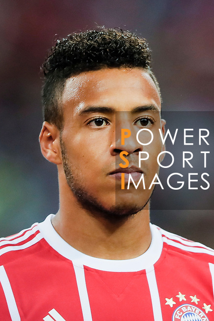 Bayern Munich Midfielder Corentin Tolisso during the International Champions Cup match between Chelsea FC and FC Bayern Munich at National Stadium on July 25, 2017 in Singapore. Photo by Marcio Rodrigo Machado / Power Sport Images